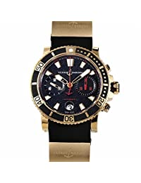 Ulysse Nardin Marine Diver Chronograph automatic-self-wind mens Watch (Certified Pre-owned)