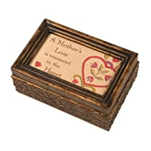 Pavilion Gift Company Country Soul 29029 Music Box, A Mother's Love, 6-Inch