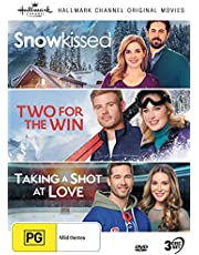 HALLMARK COLLECTION 14: SNOWKISSED / TWO FOR THE WIN / TAKING A SHOT AT LOVE (DVD)