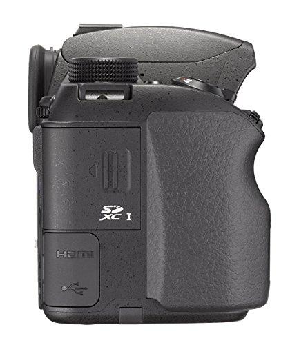 Pentax K-70 Weather-Sealed DSLR Camera, Body Only (Black) by Pentax (Image #1)
