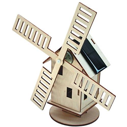 Moulin à vent solaire Sol Expert
