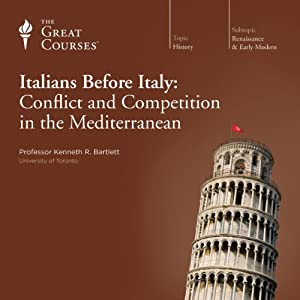 The Italians before Italy: Conflict and Competition in the Mediterranean Lecture