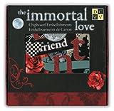 DCWV Immortal Love Box of Chipboard
