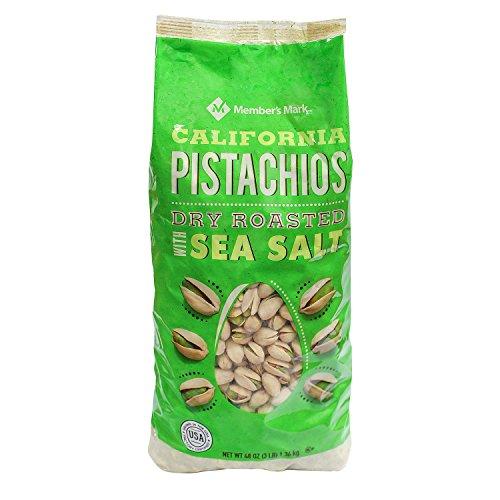 - Member's Mark California Pistachios (3 lb.) vevo