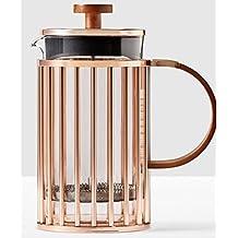 Re-Issued Retro Starbucks Copper Coffee Press 34oz