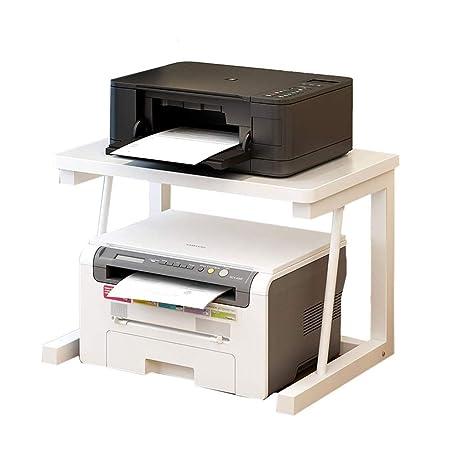 Titular de archivo Soporte de impresora, organizador de ...