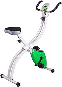 CaoDquan Bicicletas de Ejercicio Entrenador casero Plegable de ...