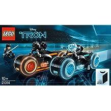 LEGO Ideas Tron Legacy Light Cycles 21314 Building Kit (230 Piece)
