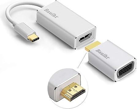 USB-C-HDMI//VGA