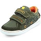 Zarbrina Boys Shoes Non Slip Velcro Strap Sneakers for boys(Little Kid/Big Kid)