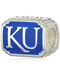 Persona Sterling Silver University of Kansas