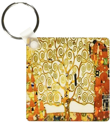 3d Rose 3dRose A Photo Of Klimt Painting The Tree Of Life...