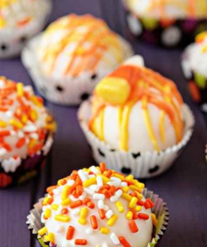Halloween Candy Corn Oreo Truffles (6) Thanksgiving Candy Truffles Boxed Oreo Cookies Limited Edition Truffle Dessert