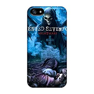 Protection Cases For Iphone 5/5s / Cases Covers For Iphone(avenged Sevenfold)