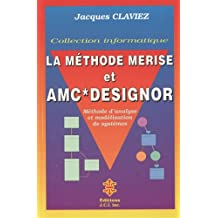 METHODE MERISE AMC DESIGNOR