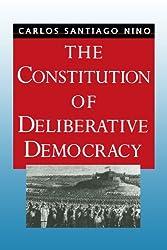 The Constitution of Deliberative Democracy