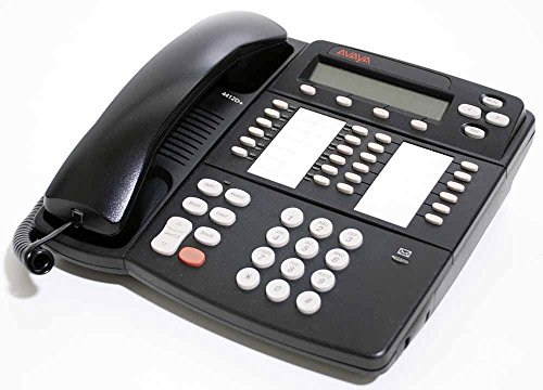 Avaya Corded Phone - Avaya Magix 4412D+ Telephone Black (Certified Refurbished)