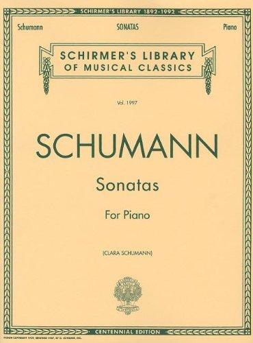 Sonatas: Piano Solo (Schirmer's Library of Musical Classics)