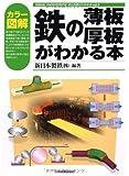 カラー図解 鉄の薄板・厚板がわかる本 (VISUAL ENGINEERING 鉄と鉄鋼がわかる本)