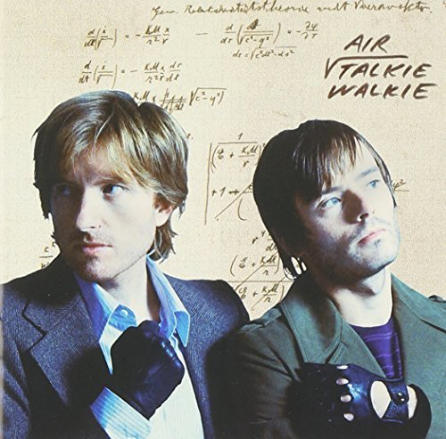 Talkie Walkie [Limited Edition with Bonus DVD] by Air