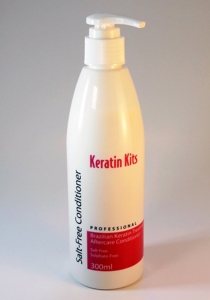 Brazilian Keratin Salt-Free Aftercare Conditioner 300ml Keratin Kits