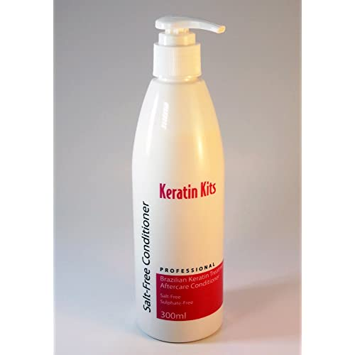 Brazilian Keratin Salt-Free Aftercare Conditioner 300ml