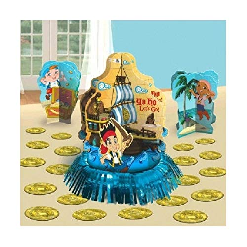 Bargain World Jake and The Neverland Pirates Decorating Kit (with Sticky Notes)