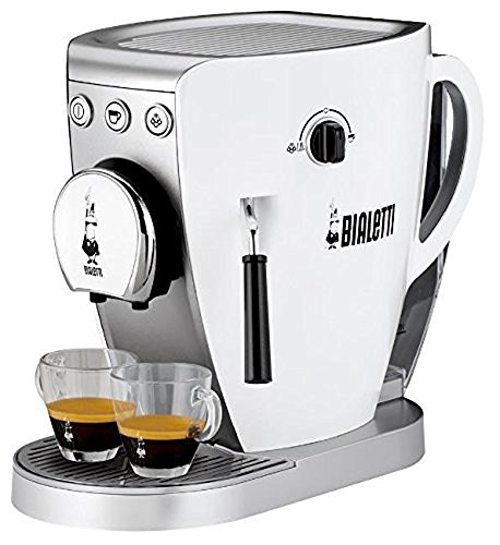 Kalita BIALETTI Home Electric Espresso Machines (White(53116))