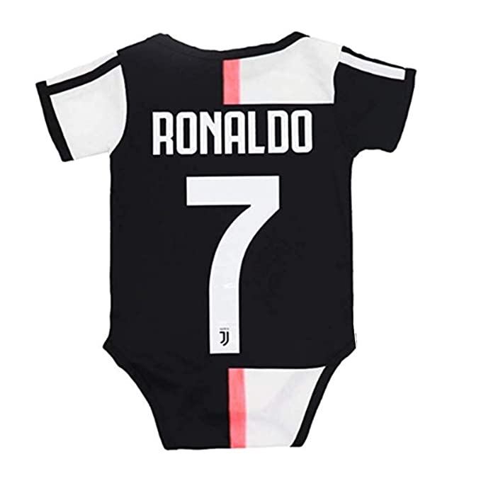 Amazon.com: Qingxuh Juventus #7 Ronaldo 2019-2020 - Body de ...
