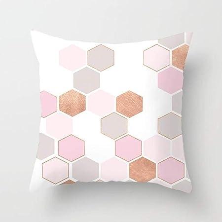 Federe Colorate Per Cuscini.Sakuroo Fodere Per Cuscini A Motivi Geometrici Colorati Fodere Per