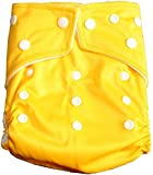 Best Blueberry Bottom Cloth Diaper Covers - BB2 One Size Solid Color Bamboo Pocket Snaps Review