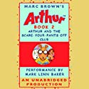 Arthur and the Scare-Your-Pants-Off Club Audiobook by Marc Brown Narrated by Mark Linn-Baker