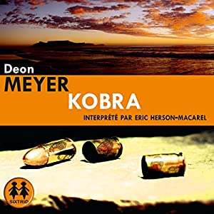 Kobra (Benny Griessel 4) Audiobook