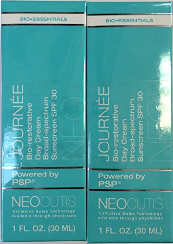 Neocutis Journee Bio-restorative Day Cream with PSP and SPF 30+, 1-Ounce (Pack of 2) by Journee