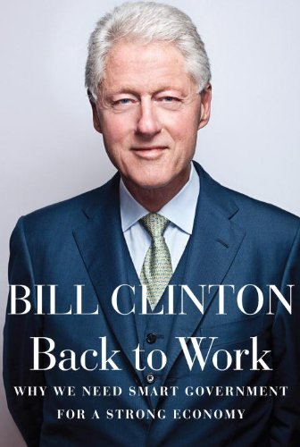 Back Work Government Strong Economy ebook