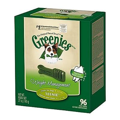 Greenies Lite Teenie Dog Dental Chew