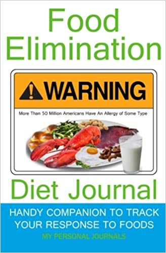 food elimination diet journal the handy companion to track your