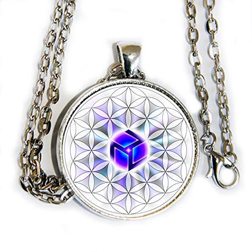 Antahkarana symbol - pendant necklace -