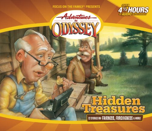 Hidden Treasures (Adventures in Odyssey ()
