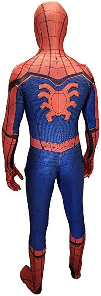 Cosplay Spider-Man Costume Homecoming Avengers Medio