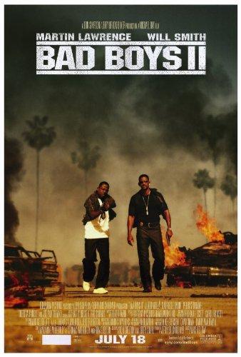 - Bad Boys II 27 x 40 Movie Poster - Style B