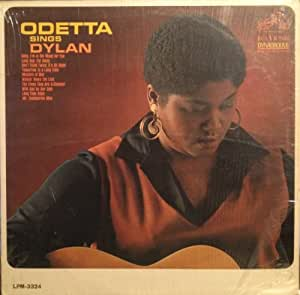 Odetta Odetta Sings Dylan Amazon Com Music
