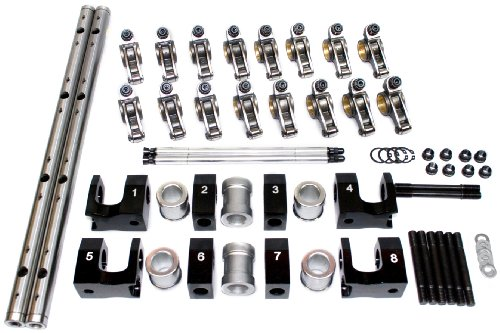 - PRW 3239022 Stainless Steel 1.75 Ratio Rocker Arm System for Ford 352-428 FE