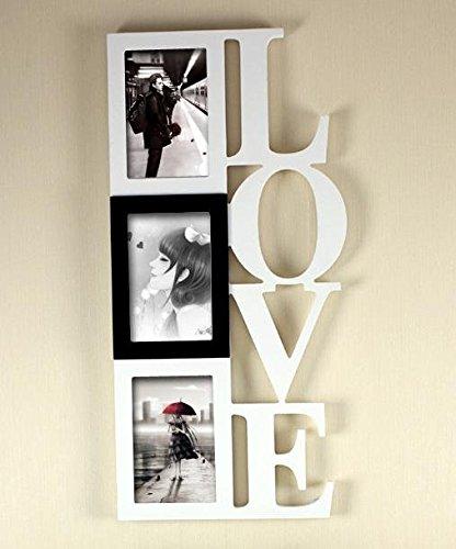 Qian Combinaison De Créatifs Cadre Photo 8 Panneau Mdf