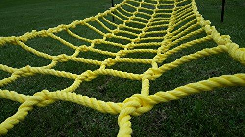 - Natural Light co Climbing Net Cargo Net Made From Heavy Duty 3/4