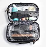 PurseN Amour Travel Toiletry Makeup Case Mod Diamond