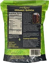 Tru Roots 100% Whole Grain Quinoa (2lb Bag)