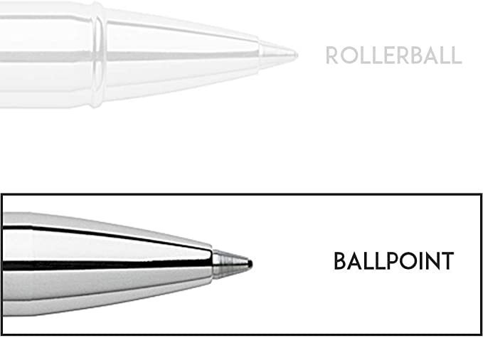 Faber-Castell Essentio Negro Clip-on retractable ballpoint pen Fuerte Negro, Negro, Clip-on retractable ballpoint pen, Fuerte, Alrededor, Aluminio Bol/ígrafo
