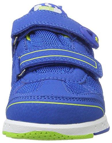 Lurchi Lasse-sympatex - Zapatillas de casa Niños Azul (Cobalt)