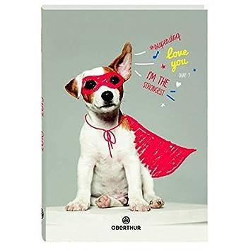 Oberthur - 1 agenda (cachorro Superdog - siete 2018 de siete ...